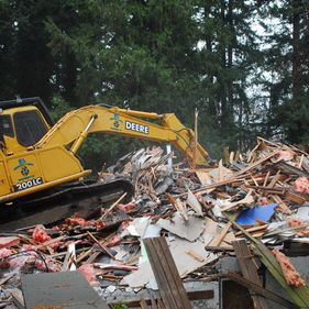 Residential Demolition Projects