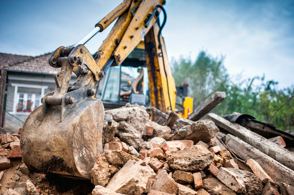 Demolition services in Victoria British Columbia & surrounding areas.